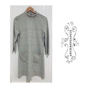 New Anthropologie Moth Sweater Dress S